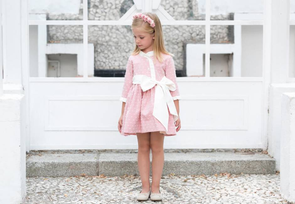 vestidos niña ceremonia